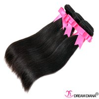 best quality remy human hair - Best Quality Peruvian Straight Hair Weave Bundles Remy Human Hair Straight Peruvian Brazilian Human Hair Extensions A
