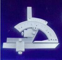 bevel cutting machine - KM Universal bevel protractors