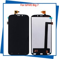 big lcd mobile phone - For GFIVE Big G9 G9T Inch High Quality LCD Display Touch Screen Digitizer Assembly Tested Mobile Phone LCDs