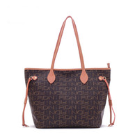 Wholesale Hot Sell women Classic Fashion Style handbags bags Shoulder handbag bag Totes bags Lady bag coffee brown and white M40157 M51106