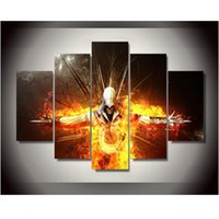 assassin poster - Canvas Printings Assassins Creed Game Painting Wall Art Home Decoration Poster Canvas Unframed