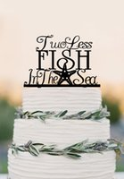 beach cake toppers - Sea Starfish Beach Wedding Cake Topper Ocean Cruise wedding Destination Wedding