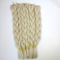 almond hair color - quot g Almond color jumbo braids synthetic synthetic braiding hair kanekalon jumbo braid T0809