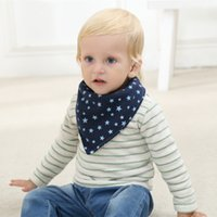 animal pattern fabric - maternal and child supplies baby cotton and cashmere triangle towel super soft fabric bib with a of pattern