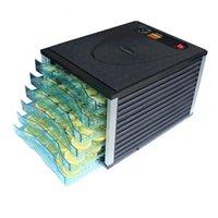 Wholesale Electric Food Fruit Dehydrator Food Preserver Airflow Circulation Adjustable Temperature Control Natural tie