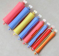 Wholesale Professional Perming Rods Hair Curler Tools Sizes mm Hairdressing Curling DIY