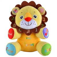 Wholesale Toys Fashion new Baby infant fancy Learning toys Multifunctional educational infant Soothing cotton toys