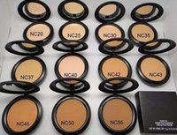 Wholesale 2016 HOT NEW Makeup Studio Fix Face Powder Plus Foundation g Volume High Quality