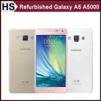 a5000 - Original Refurbished Samsung GALAXY A5 A5000 quot Dual SIM Quad Core GB RAM GB ROM G LTE Android Smart Phone