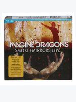 Wholesale Imagine dragons Smoke Mirrors Live Blu ray Concert BD CD Disc US Version DVD Boxset New