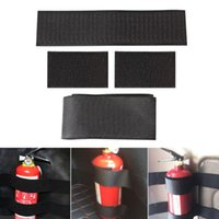 Wholesale 5pcs set Car Trunk Receive Store Content Bag Storage for Fire Extinguisher Car Nylon Tape CEA_30G