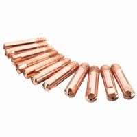 Wholesale Best Price Quality Copper PC MB15 MIG Welding Of x25mm Contact Tip In Stock