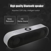 aux stereo system - Halloween Promotion Mini Bluetooth Speaker Portable Wireless Speaker Sound System D Stereo Music Surround Support Bluetooth TF AUX USB