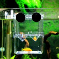 aquarium box - Multifunctional Fish Breeding Isolation Box Incubator for Fish Tank Aquarium Isolation Box Aquarium Accessory