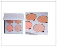 Wholesale Hot Sales Anastasia Beverly Hills Glow Kit Makeup Face Blush Powder Blusher Palette Gleam That Glow DHL Free
