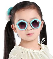 baby girl boy names - Name Fashion Super Star Child Polarize Metal UV400 Sports Sun Glasses Baby Girls Boys Outdoor Designer Sunglasses Color Free Ship S1057