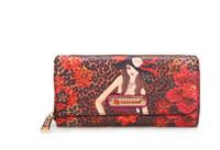 american stories - Modern Girls Story Multi purpose Portable Wallet