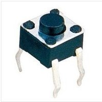 Wholesale Tactile Push Button Switch Momentary Tact x6x6mm dip