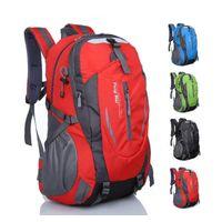 Wholesale New Waterproof Nylon Hiking Backpack Outdoor Sports Bag Rucksack Mountaineering Bag Men s Travel Bags Back pack