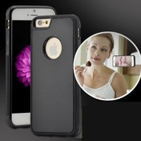 absorption cooling - Anti Gravity Phone Case for iPhone Plus Note7 Note S6 Edge Plus TPU Selfie Back Stick Magic Cases Absorption Cover for S7 Edge Cool