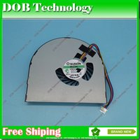 Wholesale laptop cooler CPU cooling fan for LENOVO B480 B480A B490 M490 M495 E49 V480 B485 V580 B580 M590 M590S cpu fan KSB06105HB BJ49