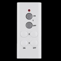 Wholesale New Wireless Remote Control Power Outlet Light Switch Socket Remote EU Plug