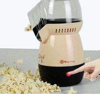 Wholesale Mini popcorn machine household eternal automatic hot air popcorn machine