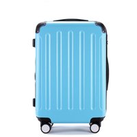 Wholesale 20 Inch Spinner wheel ABS PC Travel Suitcase Trolley Case Hardside Luggage Trolley Suitcase Rolling Luggage