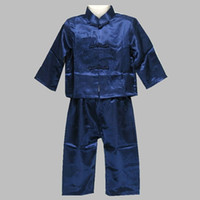 Wholesale Chinese wear Tang suit traditional Chinese sets Dance Kungfu suits darncewear