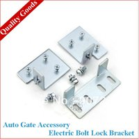 Wholesale Electric Bolt Lock Bracket Bolt Lock Bracket on Auto Gate or Sliding Door