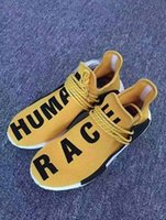 shopping - Drop Shopping Original Quality Shoes NMD HUMAN RACE Pharrell Williams X NMD Shoes man women New Arrivals Sneakers DHL