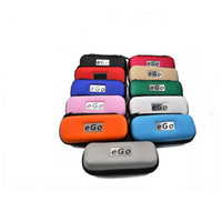 Wholesale Hot Selling Ego Bag Ego Case Zipper Ego Carrying Case for Single kit Colors High Quality E Cig Accessories