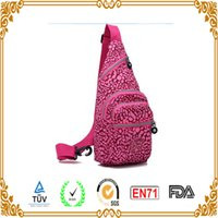 Wholesale differnt color item CHINA sling bag xiamen oem bag manufacturer for foreign market in popular item