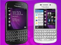 Wholesale Original Blackberry Q10 Unlocked Mobile Phone G MP Dual core GHz G RAM G DHL Shipping