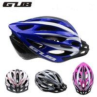 Wholesale WOSAWE Ultralight Cycling Helmet Breathable Bicycle Helmet Women Men Integrally molded Bike Helmet Visor