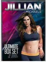 Wholesale JIllian Michaels ULTIMATE BOX SET DVDS Workout Fitness DVD Us Version Brand New