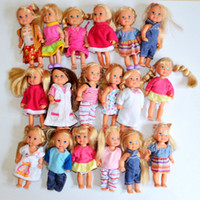Wholesale olls Accessories Dolls NEW HOT Original Germany SIMBA Kelly Dolls EVI Cute Baby Dolls Kids Excellent Gifts Mixed Styles Factory