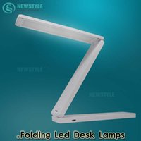Wholesale New Folding Led Reading Desk Table Lamp Adjustable Portable Bright LED Mini Reading Book Light