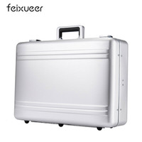 aviation instruments - Aluminum magnesium Alloy Aviation Toolbox Metal Cash Drawer Hairdressing Toolkit Medical Equipment Box Precision Instrument Case