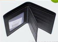 2016 mâle costume dossier court design portefeuille classique homme de luxe sac porte-cartes Le portefeuille homme 60930