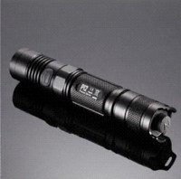 Cheap NITECORE P12 Precise 2015 Version CREE XM-L2 U2 LED Flashlight Pocket EDC Torch 1000 lumens use 18650 or Cr123A