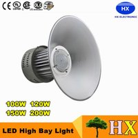 Wholesale High power w w w w high bay light led industrial light fitting warehouse lamp flood light UL CREE chip DHL