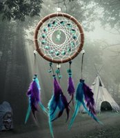 Wholesale HOT Dream Catcher Korea TV Drama Program Heirs Dreamcatcher Charm Wind Chimes Indian Wind Chime Pendant Home Decor