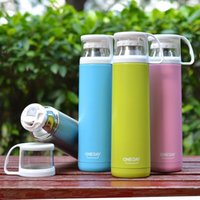 best kids thermos - 480ml Oneday Thermos Cup Sport Thermos Mug Kids Stainless Steel Thermo cupTepmoc Bottle Vacuum Mug Portable Cup Best Gift