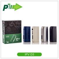 Wholesale Original Pioneer4you IPVD3 Mod IPV D3 W Box Mod black silver white blue vs rx200s sigelei T150 IPV