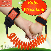 baby walking belt - Kids Safety Wristband Wrist Link Toddler Harness Leash Strap Anti Lost Bracelet Adjustable Baby Outdoor Anti Lost Belt Walking Wings