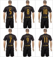 barcelona soccer messi - A Quality16 Barcelona kit Soccer Jersey Home Away MESSI ARDA A INIESTA SUAREZ SERGIO PIQUE I RAKITIC etc Soccer Jerseys