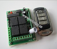 appliance codes - Free DC12V CH Learning Code RF Wireless Remote Switch Controllers for Appliances Metal remote learning code remote