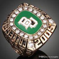baylor university - 2005 NCAA World University League BAYLOR BEARS sale replica championship rings fashion men jewelry STR0