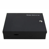 Wholesale Lockable Metal Power Supply Box for Access Control Panel